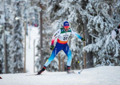 Jason Rüesch Cross-Country Skier